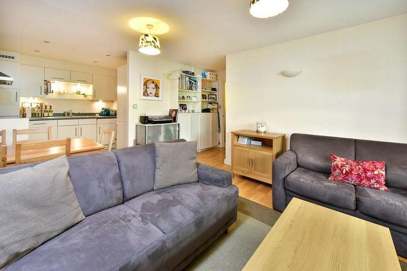 2 Bedrooms Flat for sale in Clephane Road , London N1