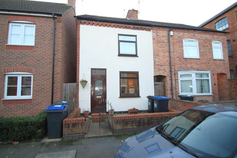 2 Bedrooms Semi Detached House for sale in New Street, Earl Shilton
