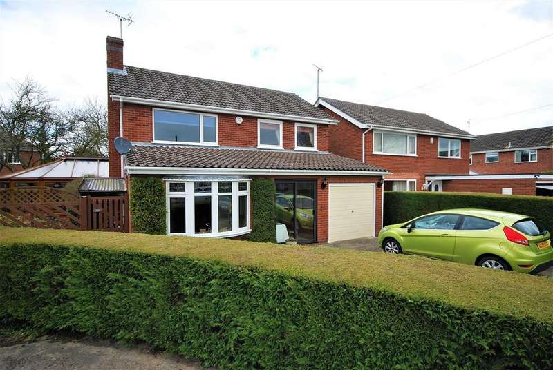 4 Bedrooms Detached House for sale in Rainton Court, Spalding