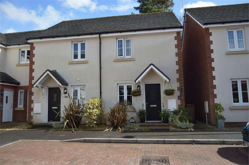 2 Bedrooms Semi Detached House for sale in Park Lane, Oakdale, Blackwood