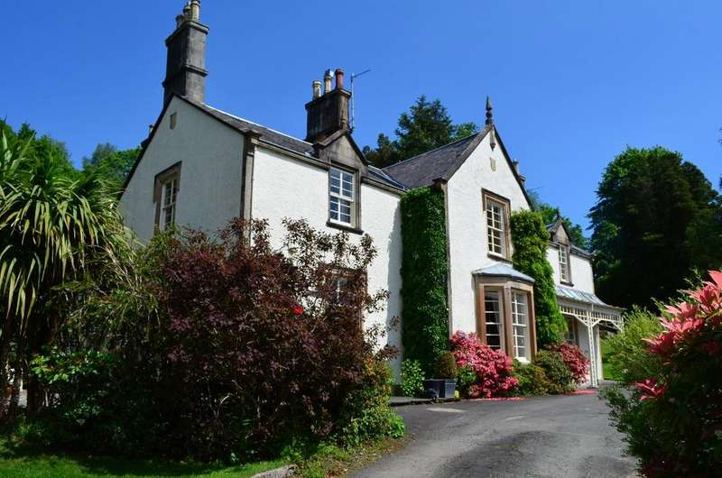 8 Bedrooms Detached House for sale in Artarman Road, Rhu, Argyll Bute, G84 8LQ