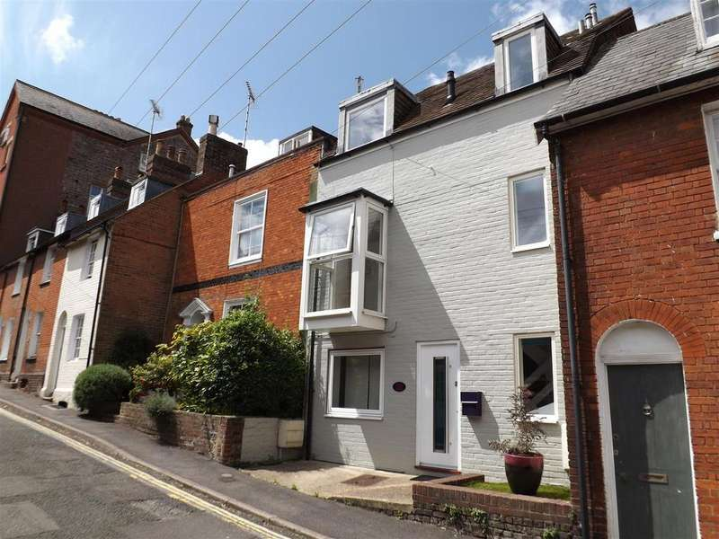 4 Bedrooms Terraced House for sale in St. John Street, Lewes