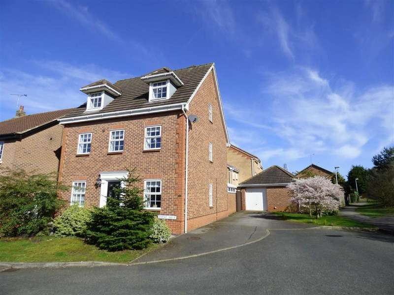 5 Bedrooms Detached House for sale in Trent Walk, Brough