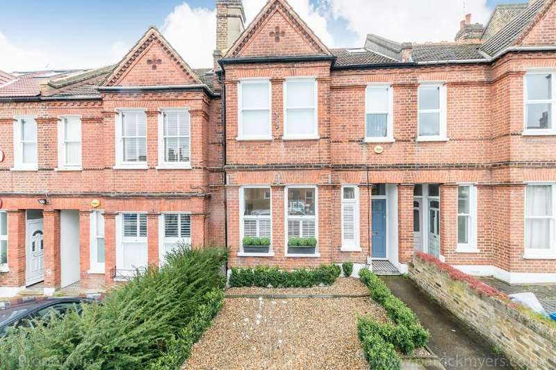 2 Bedrooms Ground Maisonette Flat for sale in Dunstans Road, Dulwich