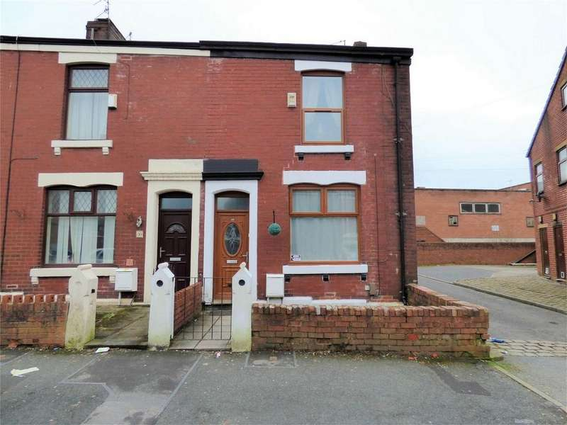 2 Bedrooms End Of Terrace House for sale in New Wellington Street, BLACKBURN, Lancashire