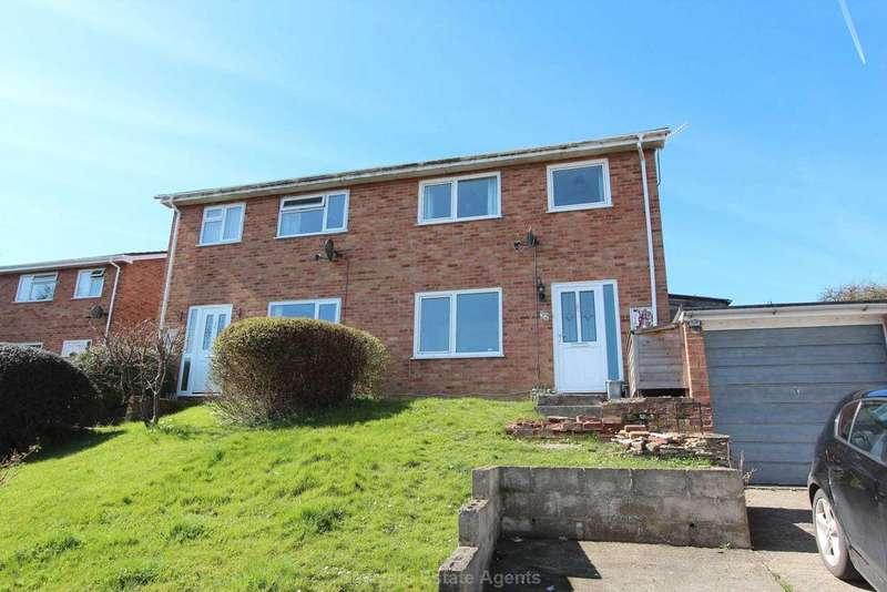 3 Bedrooms Semi Detached House for sale in Guildings Way, Kings Stanley