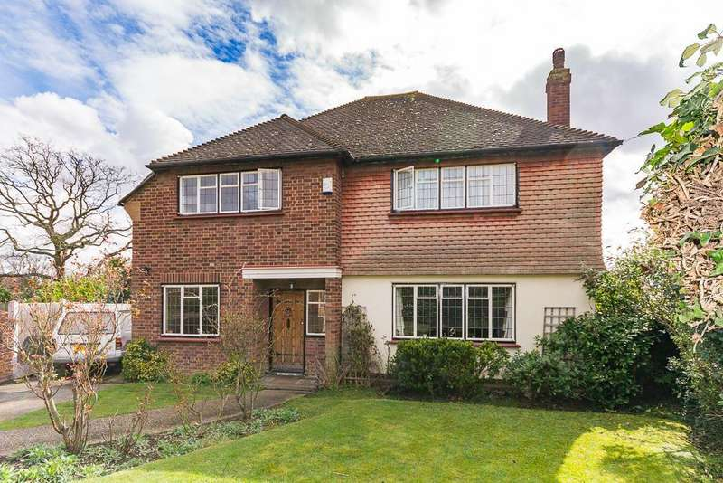 4 Bedrooms House for sale in Millwell Crescent, Chigwell