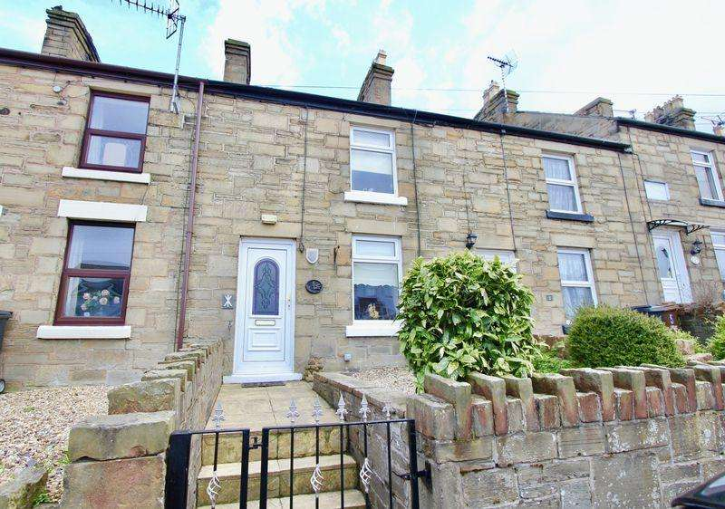 3 Bedrooms Terraced House for sale in Jones Terrace, Pen y Ffordd