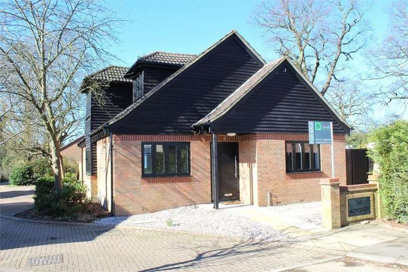 4 Bedrooms Detached House for sale in The Almonds, ST ALBANS, Hertfordshire
