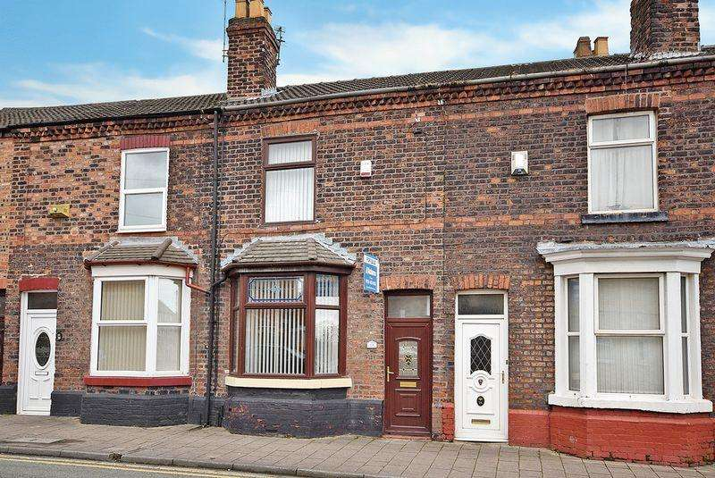 2 Bedrooms Terraced House for sale in Farnworth Street, Widnes