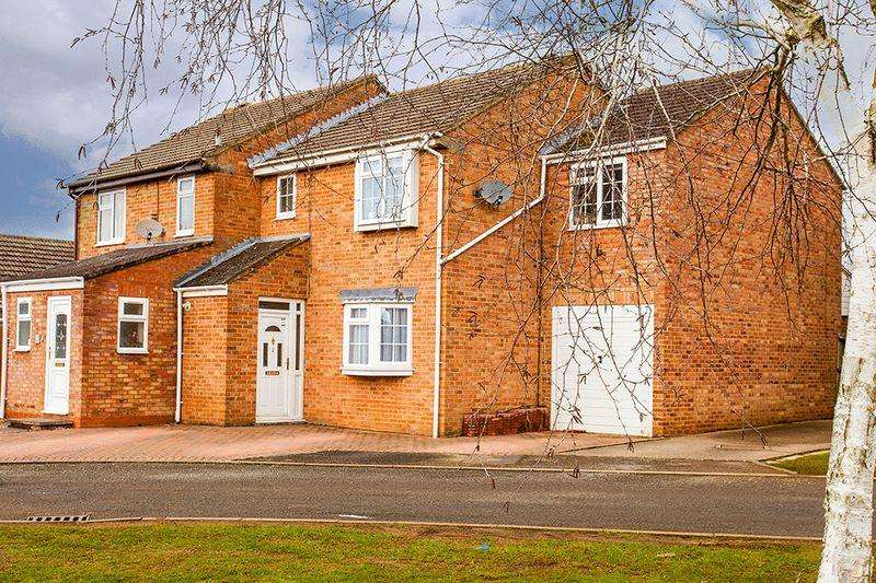 4 Bedrooms Detached House for sale in Laurel Close, Banbury