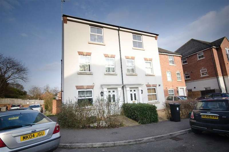 4 Bedrooms Semi Detached House for sale in Old Quarry Gardens, Mangotsfield, Bristol, BS16 9AF