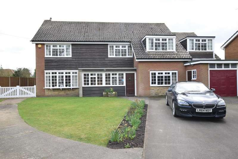 4 Bedrooms Detached House for sale in The Avenue, Burton-upon-Stather, Scunthorpe, DN15 9EU