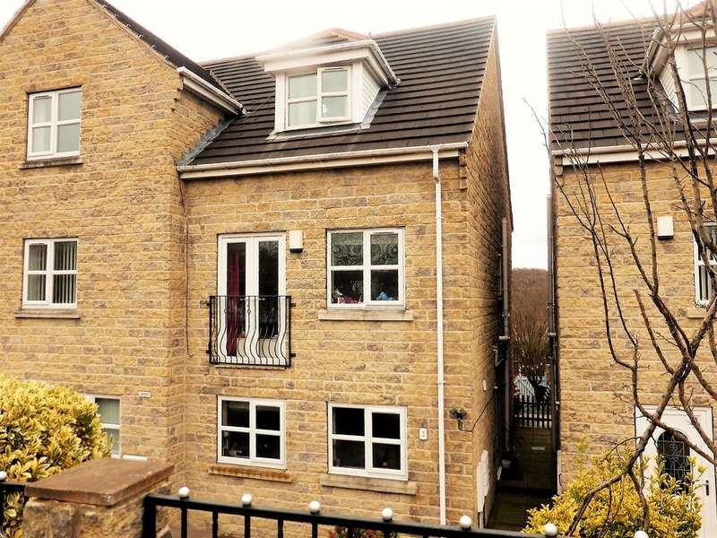 3 Bedrooms Town House for sale in Chapel Croft, Hemingfield, Barnsley, S73 0PL