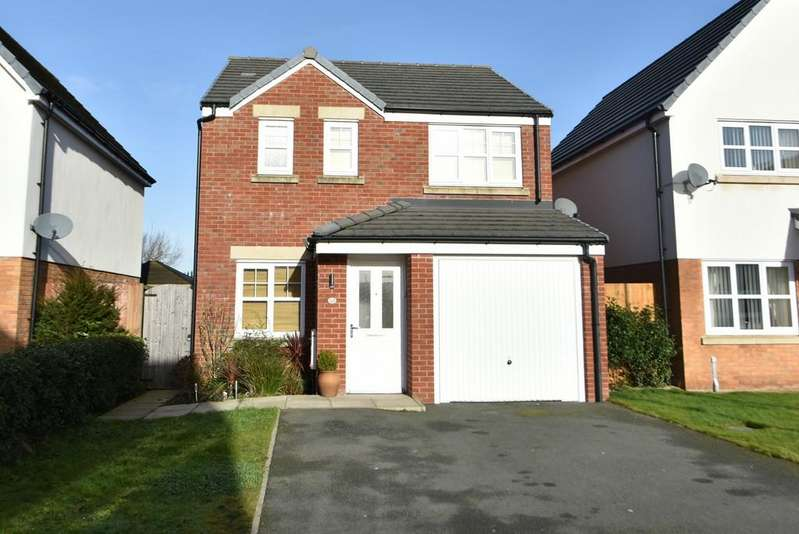 3 Bedrooms Detached House for sale in Beacon Green, Skelmersdale