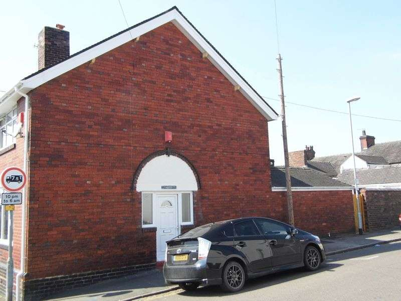2 Bedrooms Property for sale in Grafton Street, Stoke-On-Trent