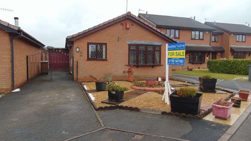 2 Bedrooms Property for sale in Freebridge Close, Stoke-On-Trent