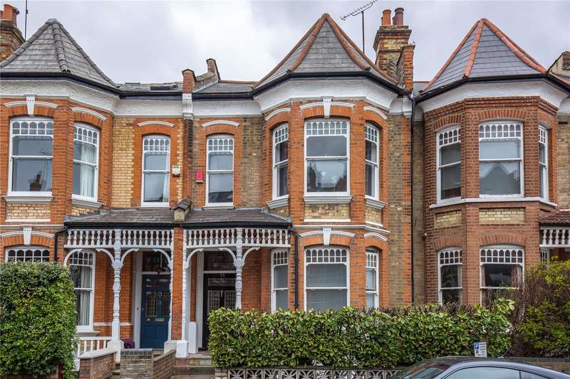 4 Bedrooms Terraced House for sale in Elder Avenue, Crouch End, London, N8