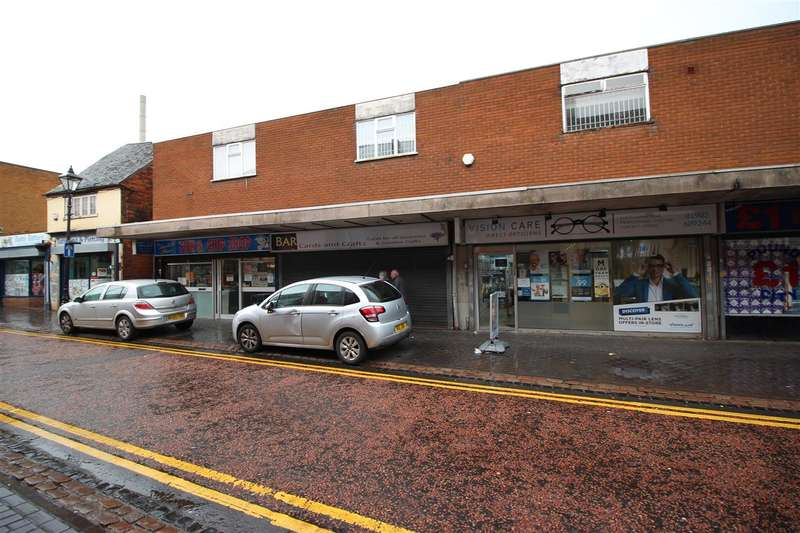 Commercial Property for rent in Stafford Street, Willenhall