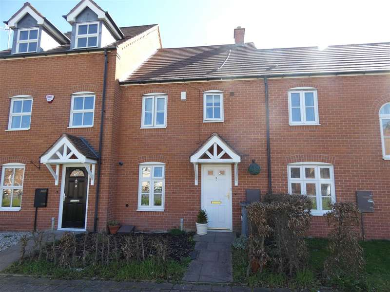 3 Bedrooms Terraced House for rent in Wharf Lane, Solihull, Solihull