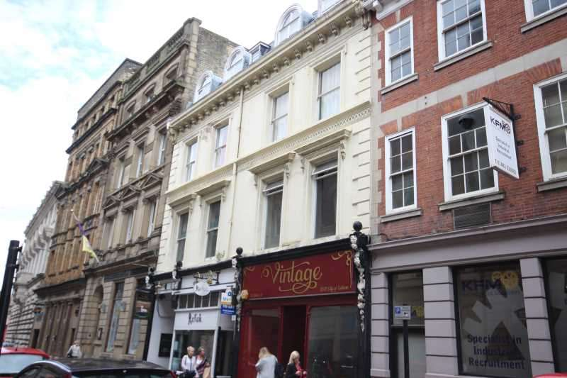 1 Bedroom Flat for sale in Silver Street, Hull City Centre, HU1