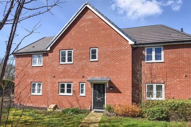 2 Bedrooms Terraced House for sale in Jubilee Walk, Calcot, Reading, Berkshire, RG31