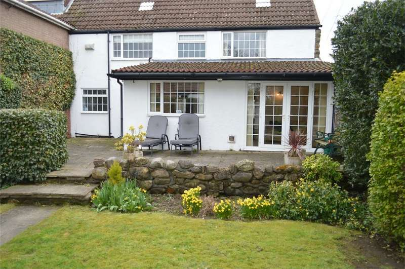 3 Bedrooms Cottage House for sale in 41 Southgate, Hornsea, East Riding of Yorkshire