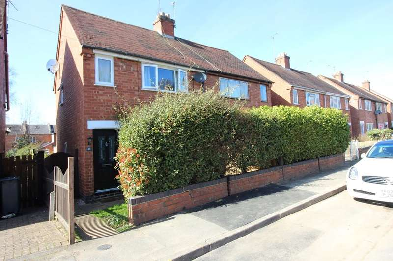 2 Bedrooms Semi Detached House for sale in Arthur Street, Kenilworth, CV8