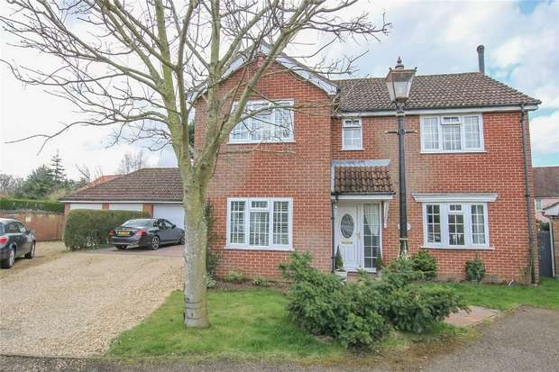 4 Bedrooms Detached House for sale in 46 Oak Avenue, South Wootton