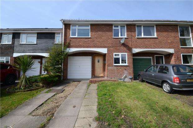 3 Bedrooms Terraced House for sale in Woburn Avenue, Farnborough, Hampshire
