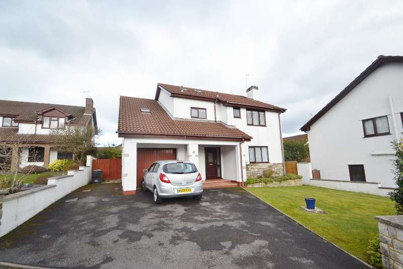 4 Bedrooms Detached House for sale in Canford Heath West