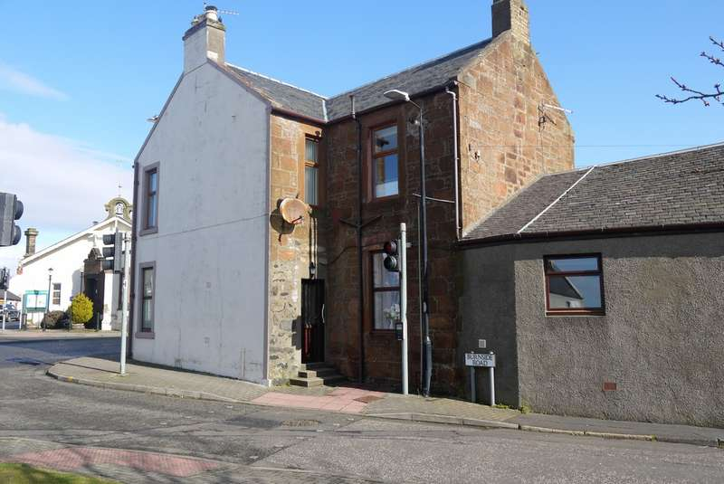 2 Bedrooms Ground Flat for sale in Burnside Road, MONKTON, Prestwick, KA9
