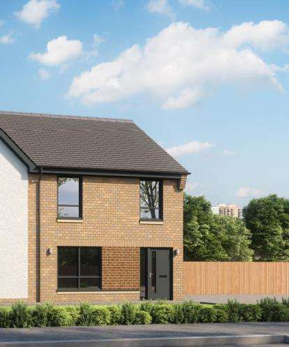 3 Bedrooms Semi Detached House for sale in Newfield Square, Glasgow, Lanarkshire