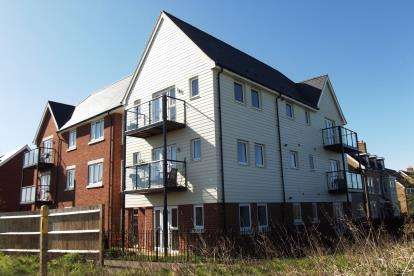2 Bedrooms Flat for sale in Walker Mead, Biggleswade, Bedfordshire