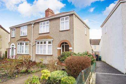 3 Bedrooms Semi Detached House for sale in Ventnor Avenue, St. George, Bristol