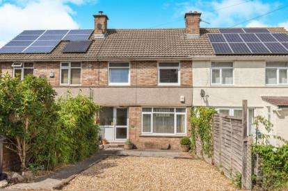 2 Bedrooms Terraced House for sale in Avon Road, Pill, Bristol