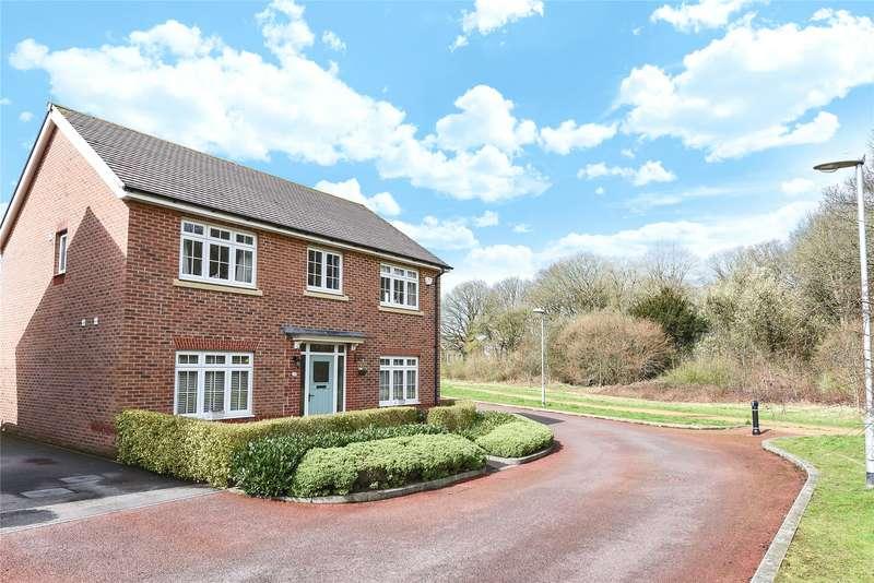 4 Bedrooms Detached House for sale in Blackcap Lane, Bracknell, Berkshire, RG12