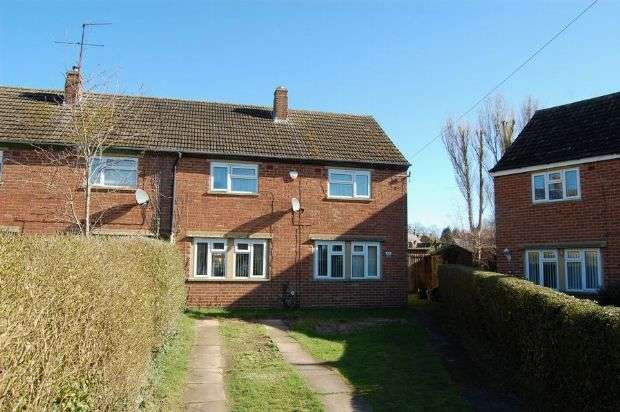 3 Bedrooms Semi Detached House for sale in St Peters Gardens, Weston Favell Village, Northampton NN3 3JT