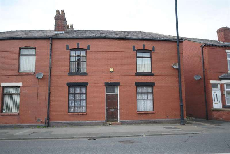 3 Bedrooms Terraced House for sale in Darlington Street East, Wigan