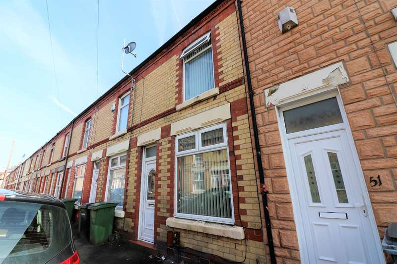 2 Bedrooms Terraced House for sale in Fairview Avenue, Wallasey, CH45 4RE