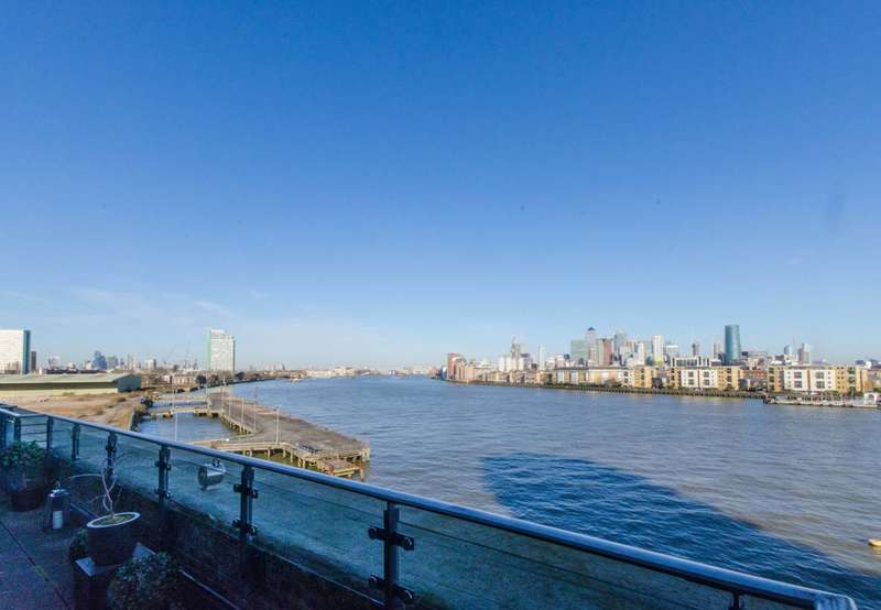 3 Bedrooms Flat for sale in Wharf Street, Deptford, SE8