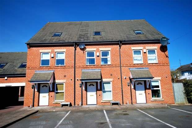 3 Bedrooms Terraced House for sale in South View Road, Leamington Spa, CV32
