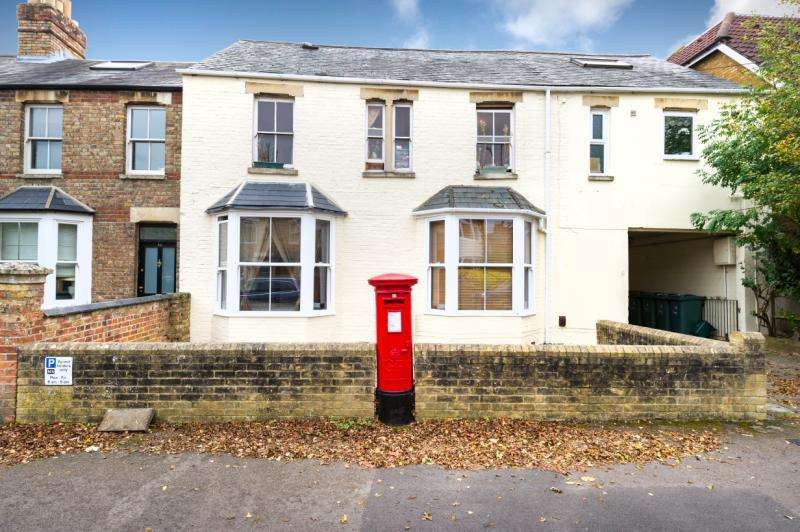 2 Bedrooms Apartment Flat for sale in Harpes Road, Oxford, Oxfordshire