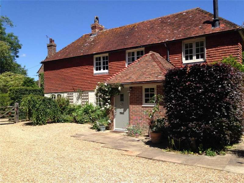 4 Bedrooms Detached House for sale in The Street, Wilmington, East Sussex, BN26
