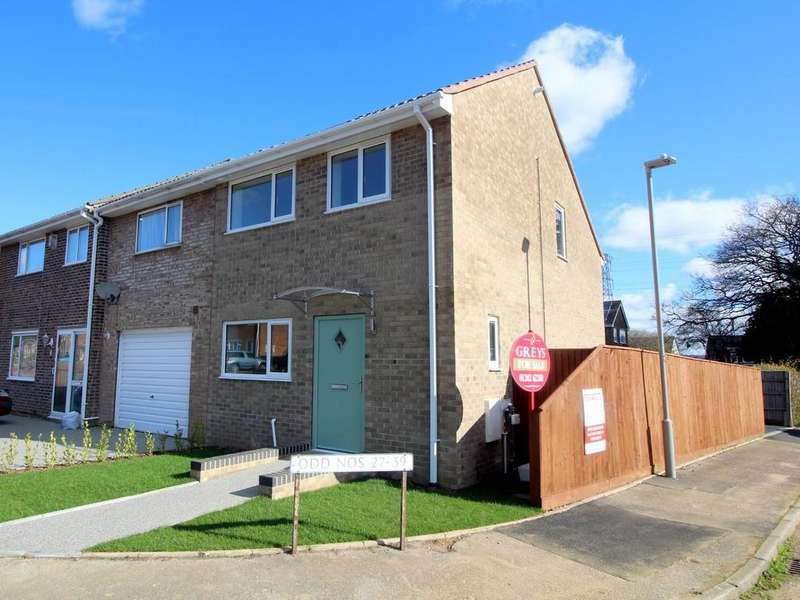 3 Bedrooms End Of Terrace House for sale in Beckhampton Road, Hamworthy
