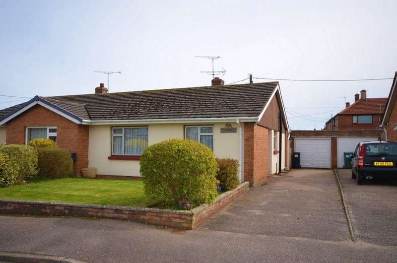 2 Bedrooms Bungalow for sale in Courtenay Close, Starcross, EX6
