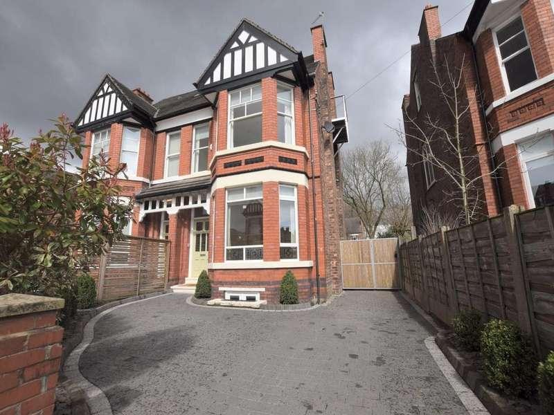 6 Bedrooms Semi Detached House for rent in Rathen Road, Didsbury