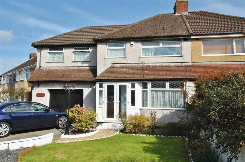 4 Bedrooms House for sale in Millbrook Avenue, Bristol