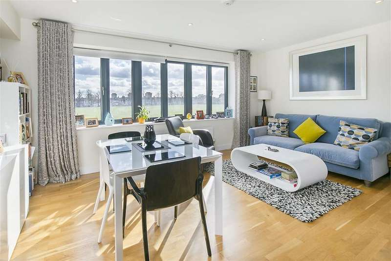 3 Bedrooms Flat for sale in South Park Road, Wimbledon, SW19