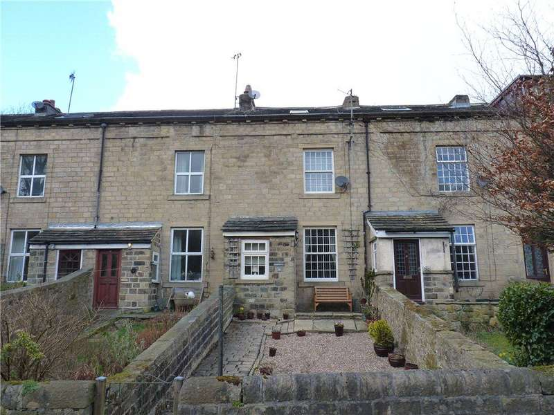3 Bedrooms Unique Property for sale in Brook Row, Oakworth, Keighley, West Yorkshire